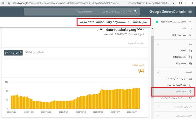 مشكلة data-vocabulary.org فى جوجل كونسول